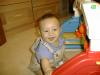 Matthew at 5 months, 3 days